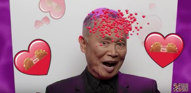George Takei Gets Laughed AT In Taco Bell Ad