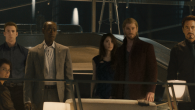 Photo of Avengers insinuates Asians are Cowards and Whites are Heroes