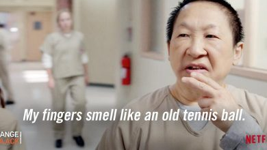 Photo of Orange is the New Black;  But Asian people? The same old same old