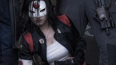 Photo of Suicide Squad- Here we Go Again: Asian Woman as Bodyguard to White Man