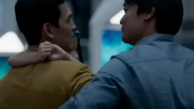 Photo of Stark Trek Beyond Emasculation and Into Forcing Homosexuality onto Asian Men